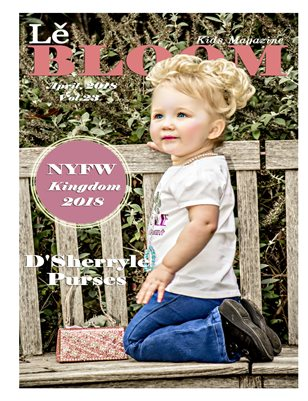 Le Bloom Kids Magazine Faith Caldwell