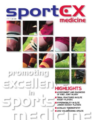 sportEX medicine: July 2010 (issue 45)