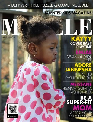 Maelle Kids Magazine Kayy Less Pages
