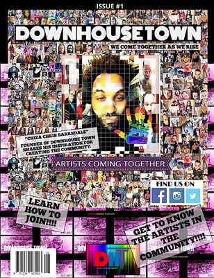 DownhouseTown Issue #1