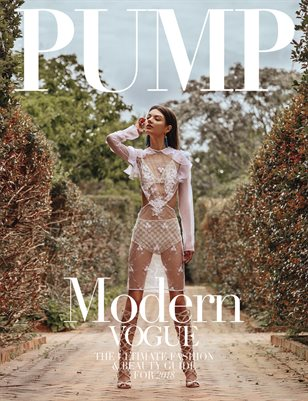 PUMP Magazine - Modern Vogue - June 2018 - Vol.1