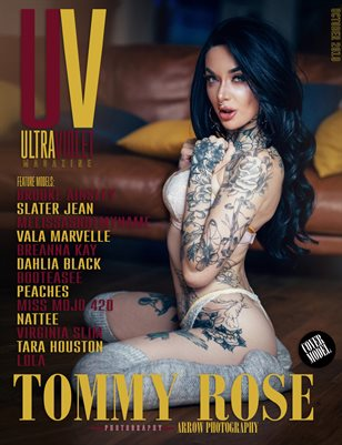 ULTRAVIOLET Magazine: October 2019 Cover two
