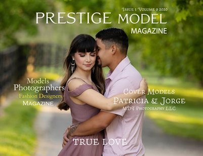 PRESTIGE MODELS MAGAZINE_True Love Issue 1/09