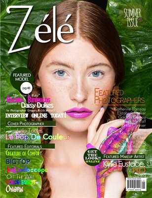 ZéléMagazine_MAY/JUNE 2014 ISSUE #5