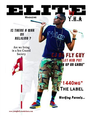 Elite Magazine by Y.H.A (Issue #1)