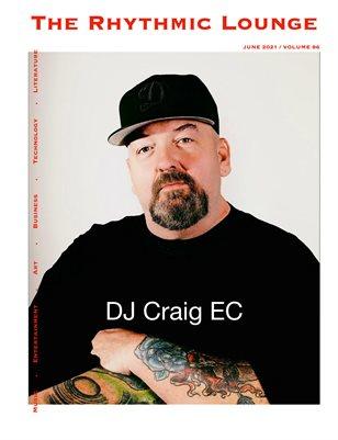 TRL MAGAZINE JUNE 2021 (DJ Craig EC)