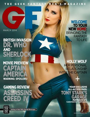Geek Fantasy - March 2014