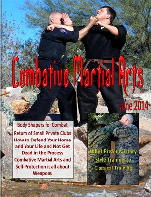 Combative Martial Arts Magazine June 2014