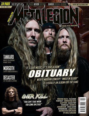 Metalegion Magazine - Issue 1
