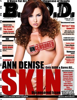 B.A.D.D. Skin Uncensored (Ann Denise Cover)