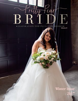 Pretty Pear Bride Magazine - Winter Issue 2017