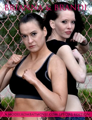 Brianna & Brandi | Model Kombat Movie Official Magazine