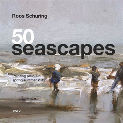 "ROOS SCHURING ""50 Seascapes"" Vol. 2 spring