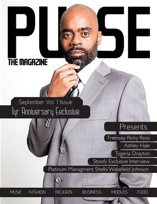 September 1 Year Anniversary Issue Vol.1