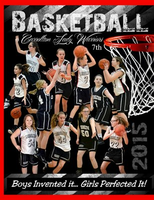 2015 Girl's 7th Grade Basketball