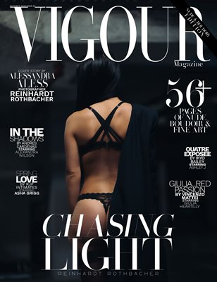 NUDE & Boudoir | October Issue 03