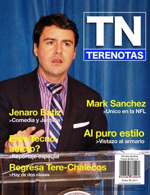 Jenaro Batiz; Justicia y Comedia