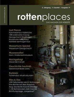 rottenplaces Magazin 4/2017