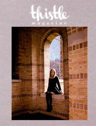 Thistle Magazine, the ROMANCE Issue