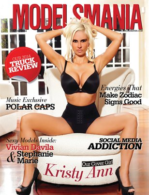 MODELSMANIA APRIL 2014
