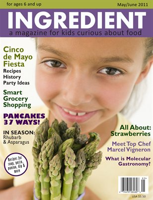 Ingredient Magazine - 2011 May/June