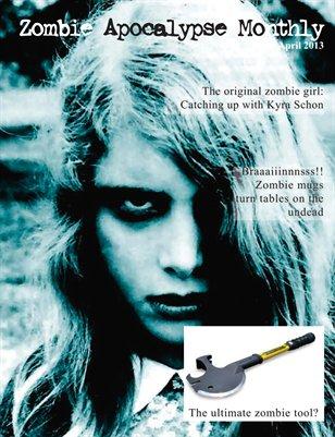 Zombie Apocalypse Monthly #6