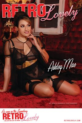 Ashley Mae Cover Poster