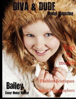 Diva & Dude Model Magazine