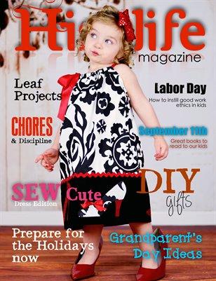 His life Magazine - September 2012