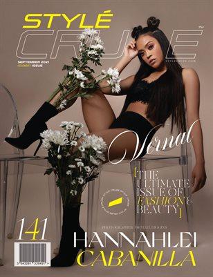SEPTEMBER 2021 Issue (Vol: 141) | STYLÉCRUZE Magazine