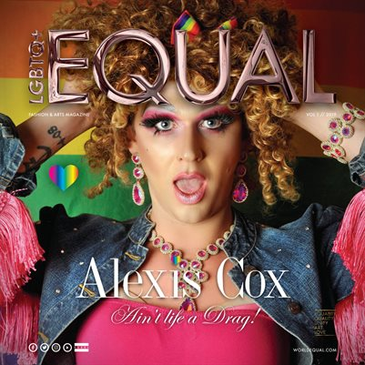 LGBTQ+EQUAL Magazine Issue 1 - October 2019