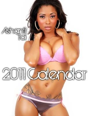 Ashanti 2011 Calendar