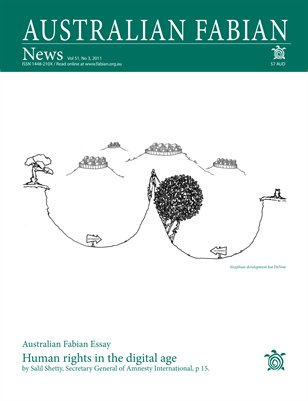 Australian Fabian News Vol 51 No 3 2011