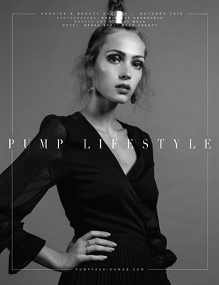 PUMP Magazine - New Artist Edition - Vol.4