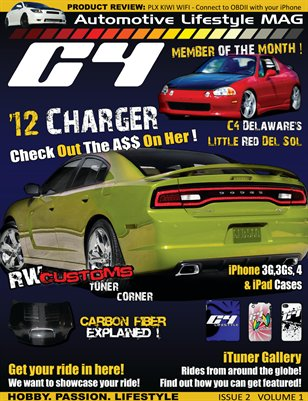 Collectors: C4 Mag Issue 3