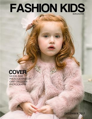 Fashion Kids Magazine | DECEMBER 2017