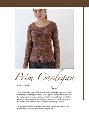 Prim Cardigan