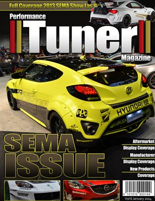 Performance Tuner Magazine Volume 6 January 2014
