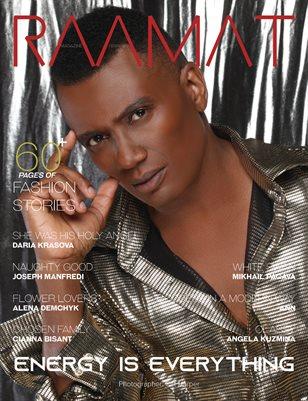 RAAMAT Magazine February 2021 Issue 7