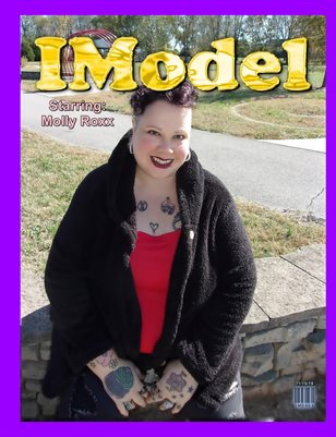 IModel Molly Roxx edition
