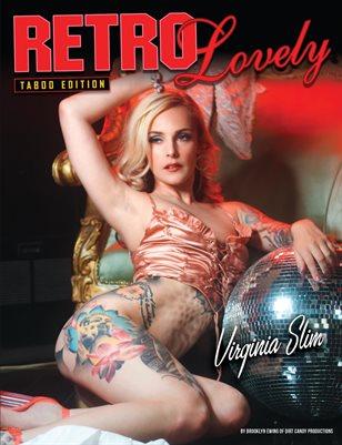 Taboo Edition No. 48 – Virginia Slim Cover