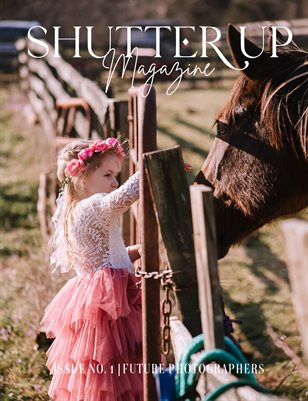 Shutter Up Magazine, Future Photographers Issue No. 1