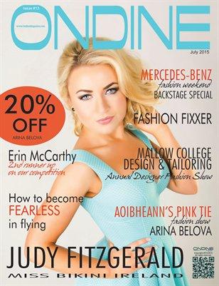 Ondine July 2015