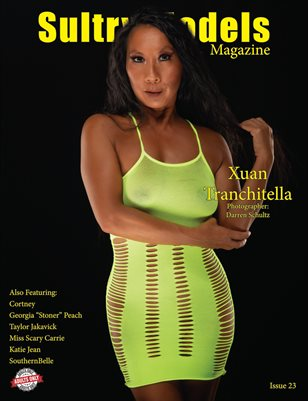 Sultry Models Magazine Issue 23