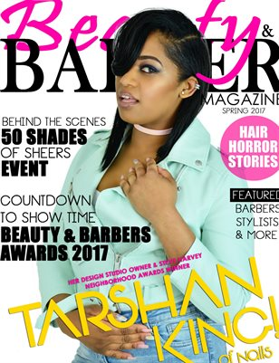 Beauty and Barber Magazine Spring 2017