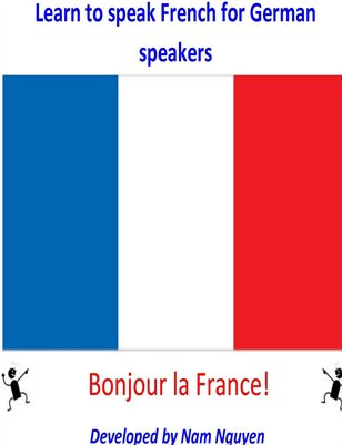 Learn to Speak French for German Speakers