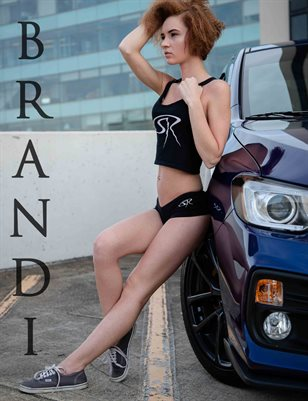 Brandi Lee Wilson - Car Model | Bad Girls Club