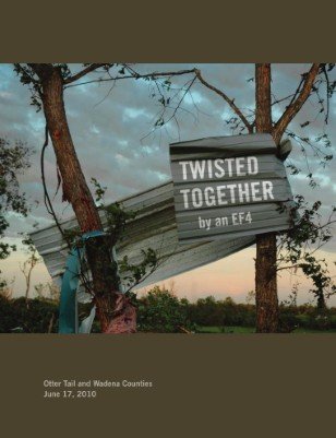 Twisted Together by an EF4