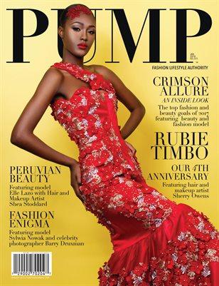 PUMP Magazine - The New Year Edition Vol. 1