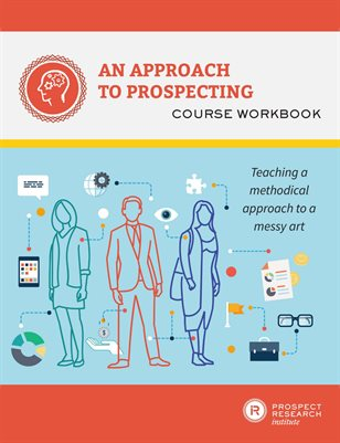 Approach to Prospecting Workbook